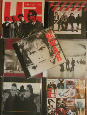 U2 - Best songs Collection Music  CD SET