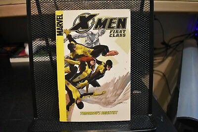 X-Men First Class Tomorrow's Brightest Marvel Age TPB Brand New Cyclops Angel
