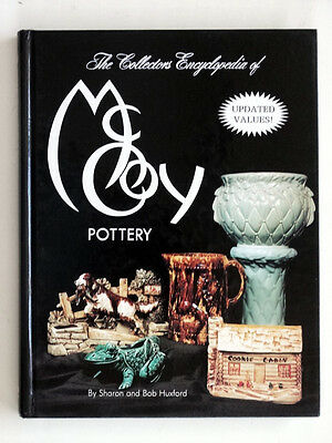 ANTIQUE Vintage COLLECTORS ENCYCLOPEDIA McCOY POTTERY Reference Book ARTS CRAFTS