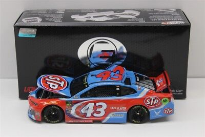2018 DARRELL WALLACE JR BUBBA #43 STP 1:24 Elite 385 Made Diecast Free Shipping