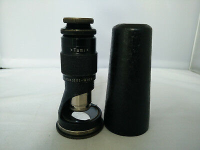 Vintage Hensoldt-Wetzlar Tami DRP 12015 Pocket Expedition Field Microscope