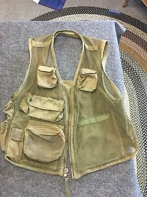 Vintage US Military Airman Survival Vest