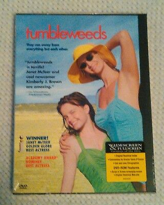 Tumbleweeds (DVD, 2000, Widescreen and Full Screen)*Brand New*/*Sealed*