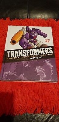 Transformers The Definitive G1 Collection - Issue 43 Earthfall