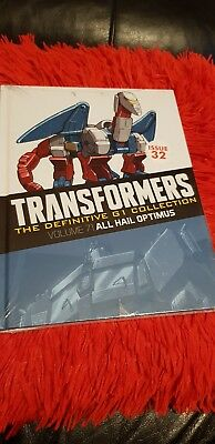Transformers The Definitive G1 Collection - Issue 32 All Hail Optimus