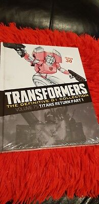 Transformers The Definitive G1 Collection - Issue 30 Titans Return Part 1
