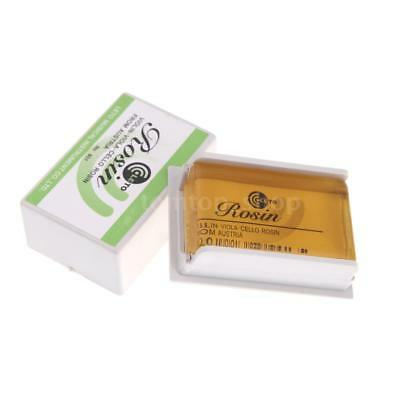 Hot High quality natural Yellow Rosin for Viola Violin Cello Bows R2D3