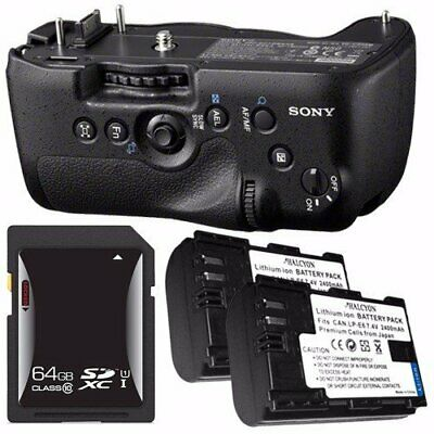 Sony Vertical Battery Grip for Alpha A99 DSLR Camera Starter Bundle 11