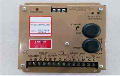 ESD5221 Electronic Engine Speed Controller Governor Generator Genset Parts