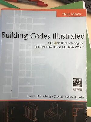 Building Codes Illustrated Guide To 2009 International Building Code
