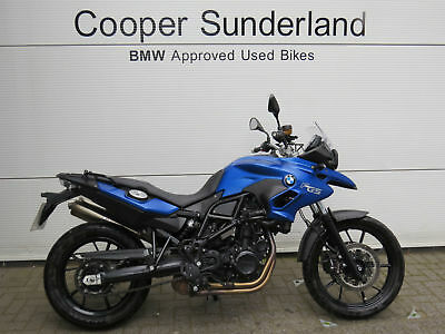 BMW F 700 GS 2015 *24mth warranty* SEAT HEIGHT REDUCTION*