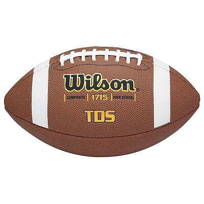 Wilson Traditional Composite Official Size Football American Football Ball