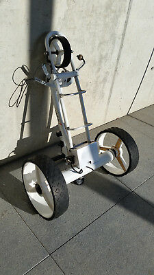 Elektro Golf Trolley CADDYONE 700,+ Lithium-Akku, 2x200W