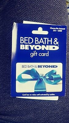 $75 Bed Bath & Beyond Gift Card