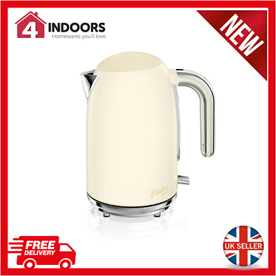 Swan Fearne SK34030HON 3kW 1.7L Jug Kettle Quiet Boil In Honey - Brand New