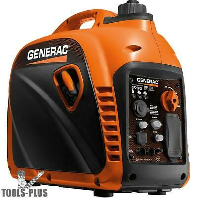 Generac 7117 2200 Watt Portable Inverter Generator New