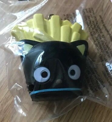 Sanrio Loot Crate 2017 Exclusive Squishy Chococat Fries Tasty NEW SEALED
