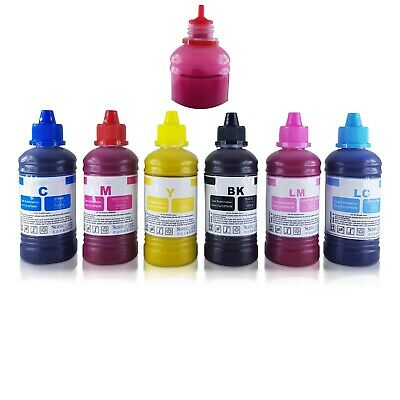 Dye Sublimation Ink for Epson Printer CISS Refill Cartridge Heat Transfer 100ml