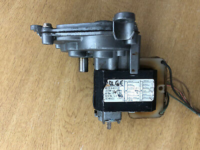 USED Elmeco Slush Machine Gearbox Motor - Driveshaft Elco