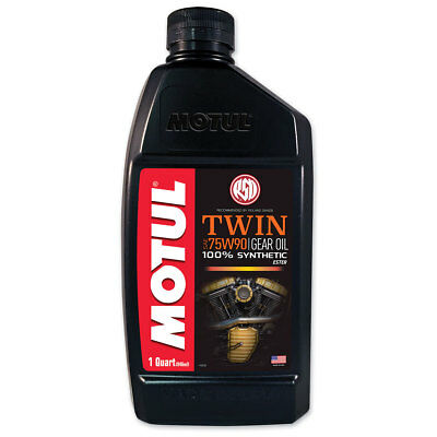 MOTUL RSD 75W90 Synthetic Transmission Gear Oil QT