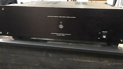 COUNTERPOINT SA-12 HYBRID Tube/Solid State Power Amplifier - EXCELLENT  condition