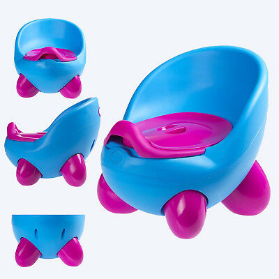 Baby Toilet Easy Clean Kids Toddler Potty Training Chair