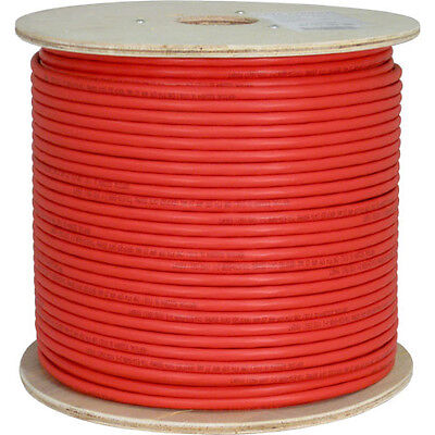100' 2/0 Awg Welding Battery Cable - Red