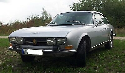 Peugeot 504 Coupe 1. Serie