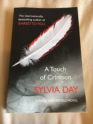 "sylvia day crossfire books ""A Touch if Crimson"""
