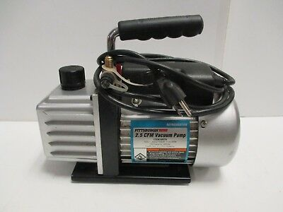 Pittsburgh 98076 2.5 CFM Vacuum Pump