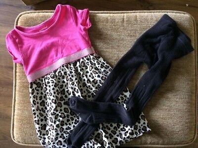 Lot of Children's Clothing Girls Size 4T