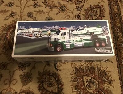 New 2014 Hess TOY TRUCK & SPACE CRUISER w/ SCOUT Brand New Collectible NIB