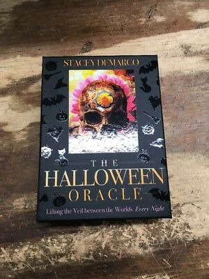 The Halloween Oracle: Lifting the Veil Between the Worlds Every Night by Stacey