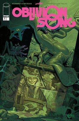 Oblivion Song #7 2018 Image Comics