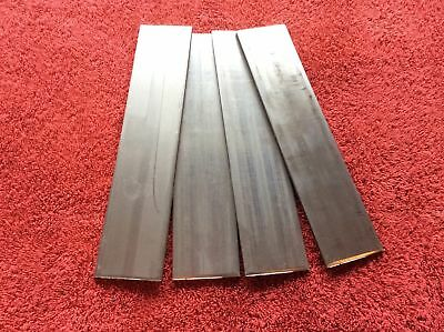 "1095 STEEL 3/16"" x 2"" x 9"" ANNEALED KNIFE MAKING FORGING STOCK REMOVAL"