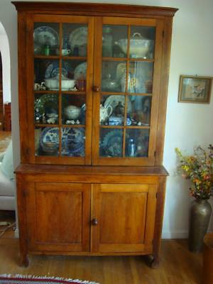 Colonial cherry cupboard 1750 period