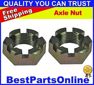 Front CV Axle Spindle Nut for Acura TL 1995-2014 M24 X 1.5