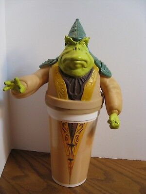 Taco Bell, KFC - Star Wars Episode I - Figural Cup of Boss Nass - 1999 Rare
