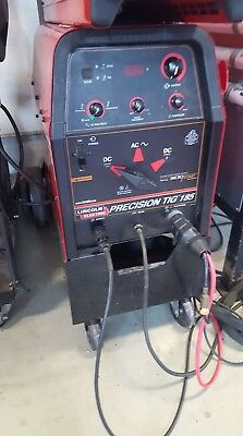 Lincoln Precision Tig 185 Welder - Great Condition - Used - BEST OFFER