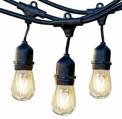 Brightech Ambience Pro LED Commercial Grade Outdoor String Lights FREE SHIPPING