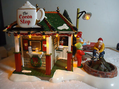 "Dept 56 ""The Cocoa Shop"""
