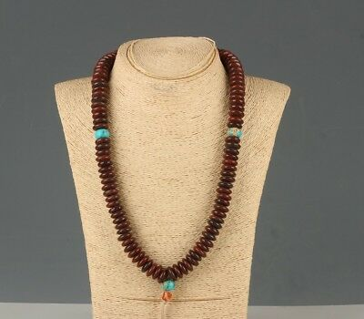 Chinese Exquisite Handmade agate necklace