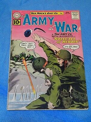 Our Army at War 109    1961