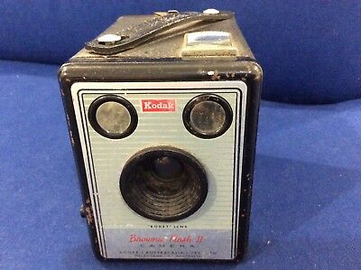 Kodak - Brownie Flash Ii Camera