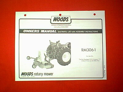 "WOODS RM 400 3 Point Hitch Finish Mower 48"" - $700 00 