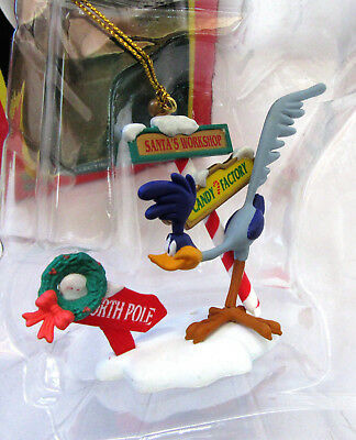 Christmas Looney Tunes Collection ~ ROAD RUNNER ~ Ornament