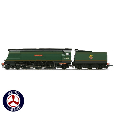 Hornby OO BR West Country Class Camelford Early BR Air Smoothed* HOR-R3445 Brand