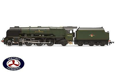 Hornby OO BR Princess Corination Class Modified City of Birmingham TTS Sound HOR