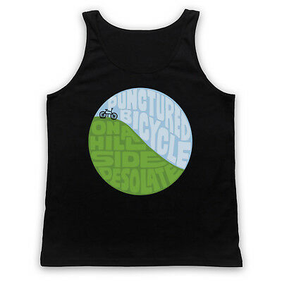 The Smiths This Charming Man Punctured Bicycle Adults Unisex Tank Top Vest