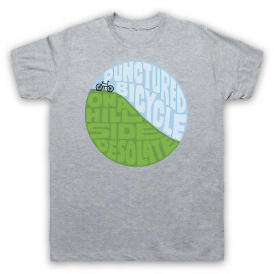 The Smiths This Charming Man Punctured Bicycle Mens Womens & Kids T-Shirt